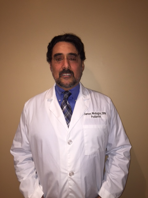 Doctor James Modugno DPM - New Jersey